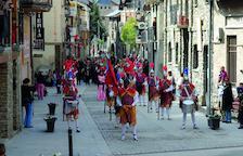 Esterri conmemora el 25 aniversario dels 'Armats'