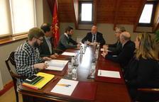 Creen la comissió de seguiment de l'alberg Era Garona