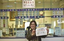 La Pobla de Segur reparte varios décimos premiados con 12.000 euros