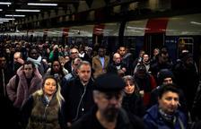 'Dimarts negre' a França per una vaga ferroviària