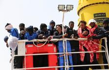 Alemania quiere limitar la reagrupación de los refugiados
