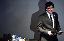 Puigdemont pide una mediación internacional y descarta renunciar a su escaño