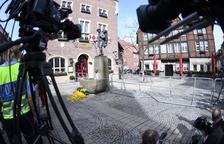 Alemania llora a las víctimas del atropello múltiple en Münster