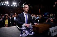 'Mea culpa' de Zuckerberg per la filtració massiva de dades