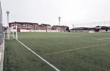 Guissona ahorra en el recibo de la luz del campo de fútbol
