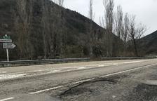 La Vall de Boí exigeix adequar la carretera de l'N-230 al balneari