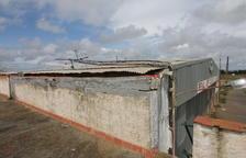 Alfés reclama todas las instalaciones del aeródomo para frenar su degradación