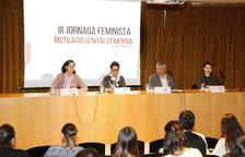 La jornada va abordar la mutilació genital femenina i la detecció de la violència de gènere.