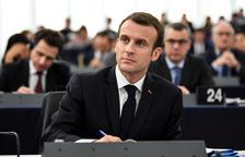 """Macron advoca per reformar la UE davant dels """"egoismes nacionals"""""""