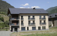 Últimes obres per als primers pisos tutelats del Sobirà