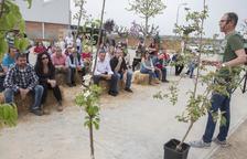 Èxit rotund de la nova fira d'horticultura de Castellserà
