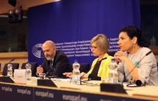 Denuncien en Parlament Europeu discriminació lingüística a Catalunya