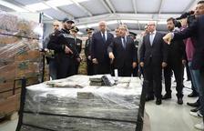 Decomisado un contenedor con 8.740 kilos de cocaína en Algeciras