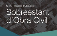 Presenten el nou curs CFPS Projectes d'obra civil i els cursos d'alta especialització
