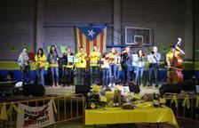 Bellpuig acull el Concert per la Llibertat amb diverses actuacions