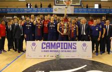 El Barça barre al Andorra para sumar su novena Lliga consecutiva