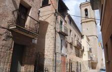 Torregrossa cierra al tráfico una calle por el mal estado de 2 casas