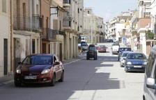 Los vecinos de Alcoletge deciden sobre la circulación en el pueblo