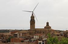 La Granadella, sis anys sense TDT pels molins de vent
