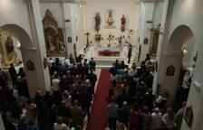 Las comuniones vuelven a la iglesia de Rosselló