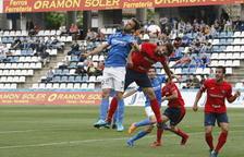 El Lleida derrota l'Olot i arribarà a l'última jornada de Lliga amb opcions de play off