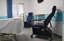 L'Hospital de la Seu no cobrarà per reclinar les butaques dels acompanyants set anys després