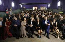Alfombra roja en Penelles para la inauguración del cine Kursaal