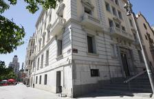 La sede del departamento de Economía de la Paeria.