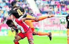 El Girona se despide con derrota de su afición