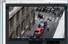 Un muerto y 4 heridos en un ataque con cuchillo en París