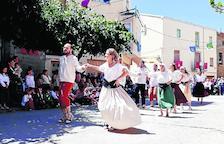 Castellserà estrena danza en la Festa del Bandoler