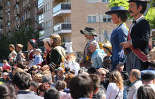 La cultura popular catalana arriba als EUA convidada a l'Smithsonian Folklife Festival