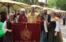 Es Fradins de Vielha viatjaran a Washington amb Adifolk