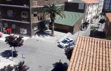 Un home s'atrinxera cinc hores en uns jutjats de Saragossa