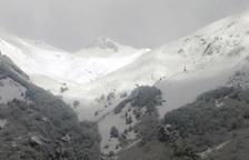 Nevada en la Val d'Aran y el Pallars Sobirà
