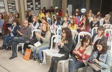 Setanta professors van participar en la jornada d'ahir.