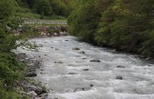 El riu Garona, a la foto, marcarà el transcurs del camí.