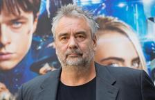 Una actriz denuncia haber sido violada por el cineasta Luc Besson