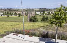 Els terrenys on s'ubicarà el nou CAP de Guissona.