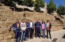 Balaguer regala 500 jardineres a 300 veïns del centre històric