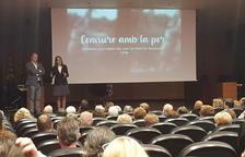 Presenten el documental 'Conviure amb la por' sobre els nens de la guerra
