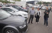 Primeres vendes i bona afluència de públic en el Mercat del Vehicle d'Ocasió de Tàrrega
