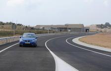 Obre al trànsit la nova variant de Balaguer que traurà del centre 3.000 vehicles diaris