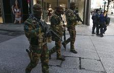 Un hombre mata a tres personas en un tiroteo en Lieja