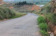 Aitona invierte 60.000 euros en reformar 3 caminos municipales