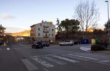 Passos de vianants 'intel·ligents' i amb llum al centre de Solsona