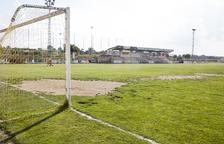 Bellpuig col·locarà gespa artificial al camp de futbol aquest estiu