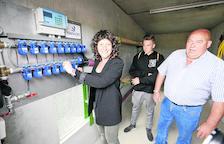 La consellera d'Agricultura s'estrena demanant consumir productes catalans