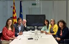 Puigdemont y cuatro exconsellers se querellan contra el juez Llarena