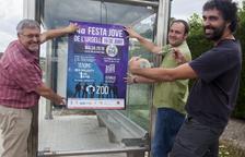 Concurs de bandes emergents a la Festa Jove de l'Urgell